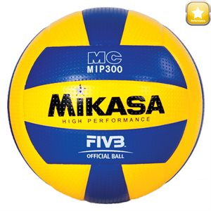 Ballon de volleyball int. Mikasa, rev. micro-fibre