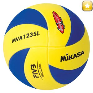 FIVB official training ball, super lightweight