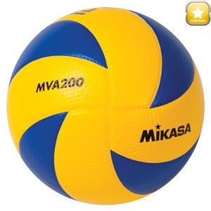 Ballon officiel int. FIVB et J.O. 2016