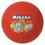 Mikasa playground ball, red