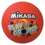 Giant Mikasa playground ball, red