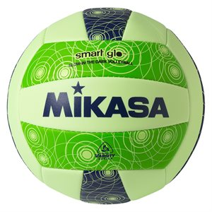 Ballon de volleyball de plage fluorescent