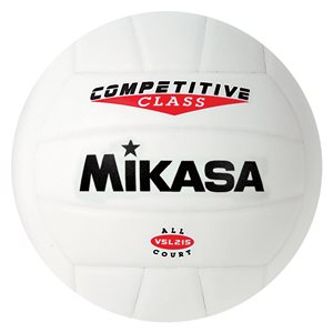 Mikasa indoor / outdoor ball, white