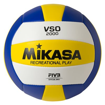 Mikasa recreational beach volleyball