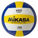 Ballon de volleyball de plage récréatif Mikasa