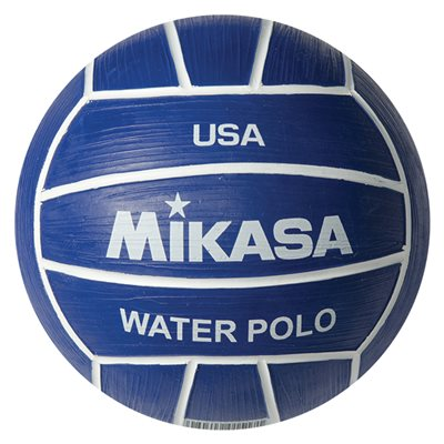 Water polo training ball, blue