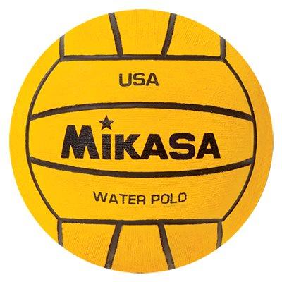 Ballon d'entraînement de water-polo, jaune